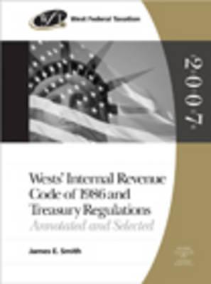 Irs Code of 86/Treas Regs 07 (Paperback)