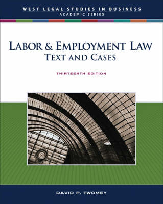 Labor and Employment Law (Book)