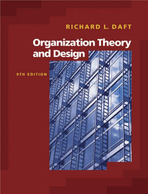 Organization Theory Design (Book)