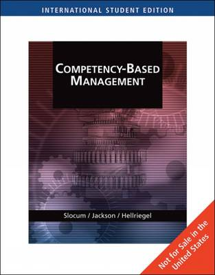 Competency-Based Management (Paperback)
