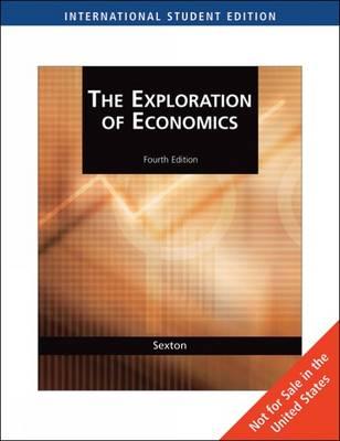 The Exploration of Economics (Paperback)