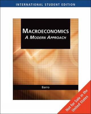 Macroeconomics: A Modern Approach (Paperback)