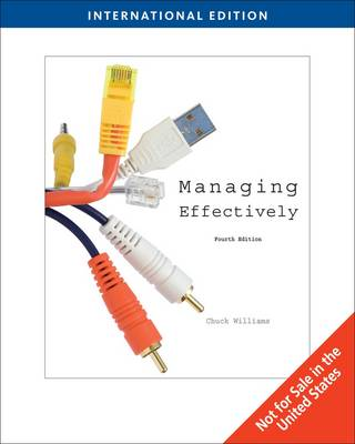 Managing Effectively