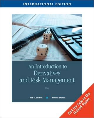 An Introduction to Derivatives and Risk Management (Paperback)