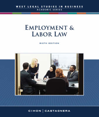 Employment and Labor Law (Hardback)