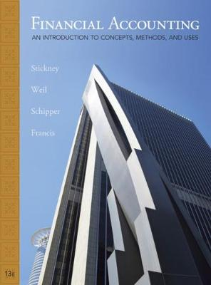 Financial Accounting: An Introduction to Concepts, Methods and Uses (Hardback)