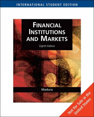 Financial Institutions and Markets: With Stock Trak Coupon (Paperback)