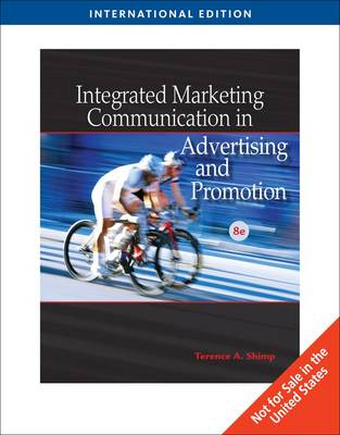 Integrated Marketing Communications in Advertising and Promotion (Paperback)