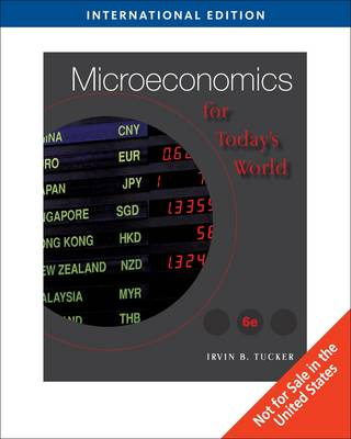 Microeconomics for Today's World (Paperback)