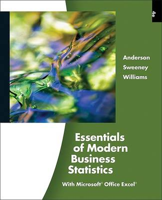 Essentials of Modern Business Statistics - Available Titles Aplia