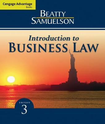 Cengage Advantage Books: Introduction to Business Law (Paperback)