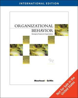 Organizational Behavior: Managing People and Organizations (Paperback)