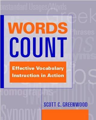 Words Count (Hardback)