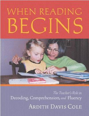When Reading Begins (Paperback)