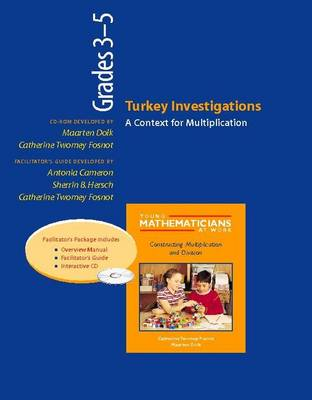 Turkey Investigations, Grades 3-5 (Resource Package) (Hardback)