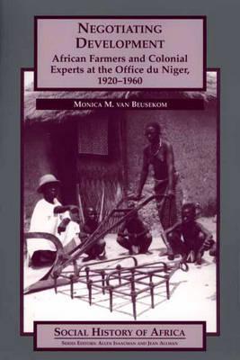 Negotiating Development (Paperback)