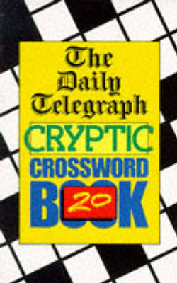 The Daily Telegraph Cryptic Crossword Book 20 (Paperback)