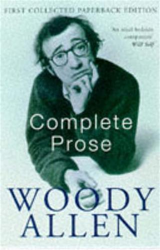 Complete Prose (Paperback)