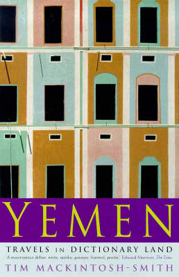 Yemen: Travels in Dictionary Land (Paperback)