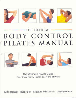 Official Body Control Pilates Manual (Paperback)