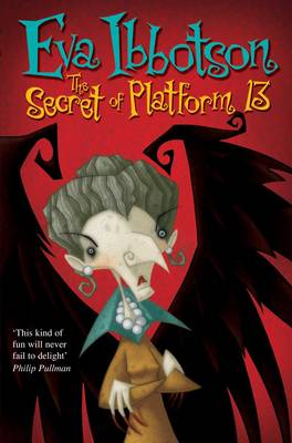 The Secret of Platform 13 (Paperback)