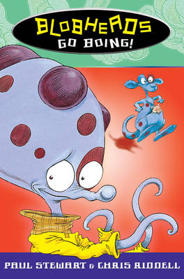 Blobheads Go Boing! (Paperback)