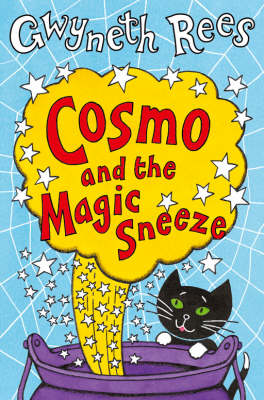 Cosmo and the Magic Sneeze (Paperback)
