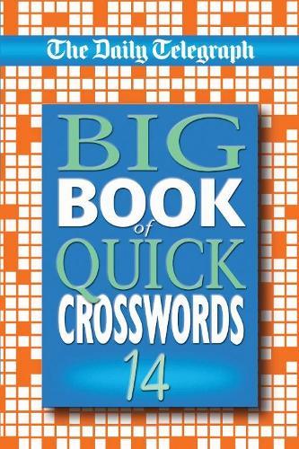 Daily Telegraph Big Book of Quick Crosswords 14 (Paperback)