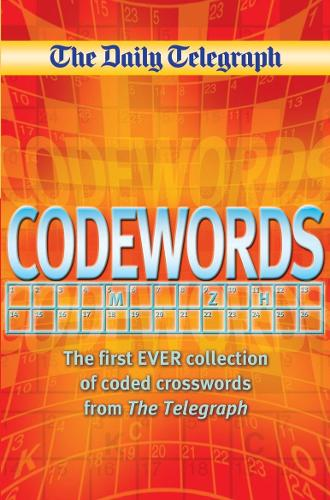 The Daily Telegraph Book of Codewords (Paperback)