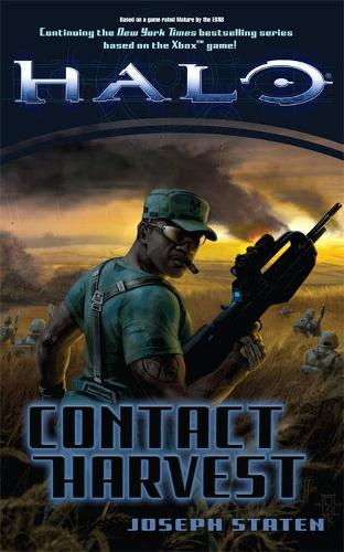 Halo: Contact Harvest - Kilo-Five Series (Halo) (Paperback)