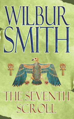 The Seventh Scroll - Egyptian Novels 2 (Paperback)