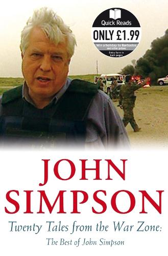 Twenty Tales from the War Zone: The Best of John Simpson (Paperback)