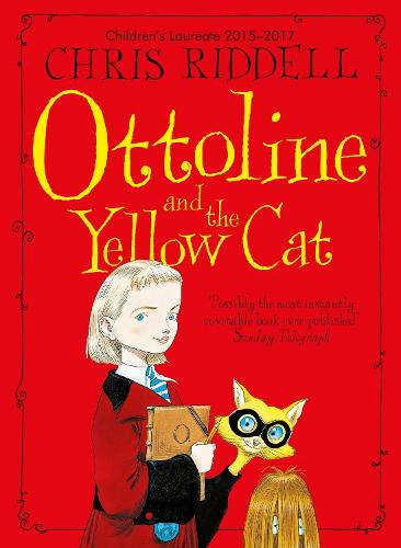 Ottoline and the Yellow Cat - Ottoline (Paperback)