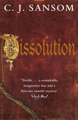 Dissolution - The Shardlake Series 1 (Paperback)