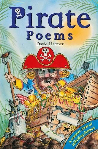 Pirate Poems (Paperback)