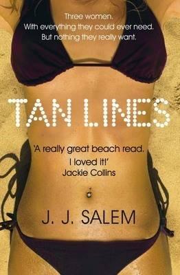 Tan Lines: A Novel of Sex and Sunburn (Paperback)