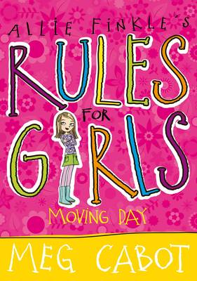 Moving Day - Allie Finkle's Rules for Girls (Paperback)