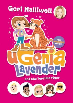 Ugenia Lavender and the Terrible Tiger (Paperback)
