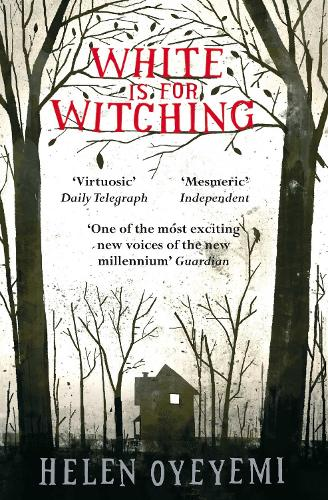 White is for Witching (Paperback)