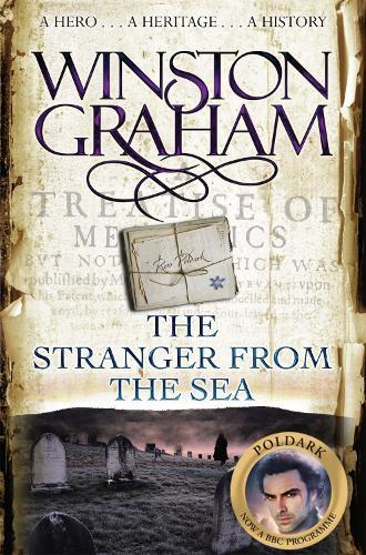 The Stranger From The Sea - Poldark (Paperback)
