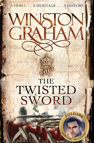 The Twisted Sword - Poldark (Paperback)