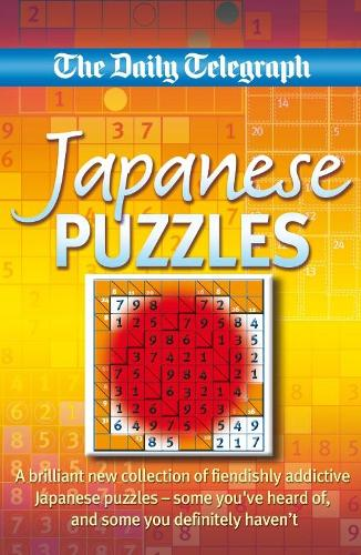 Daily Telegraph Book of Japanese Puzzles (Paperback)