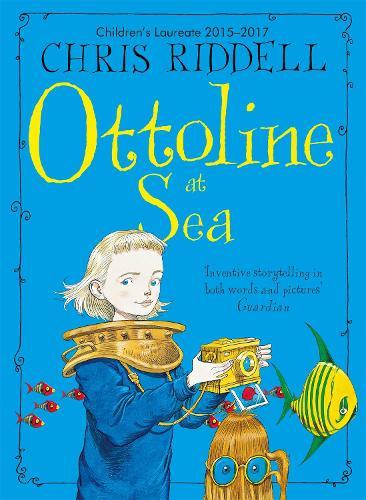 Ottoline at Sea - Ottoline (Paperback)