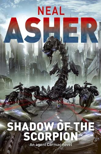 Shadow of the Scorpion (Paperback)