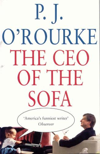 The CEO of the Sofa (Paperback)