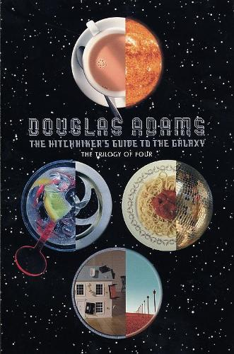 The Hitchhiker's Guide to the Galaxy: The Trilogy of Four (Paperback)