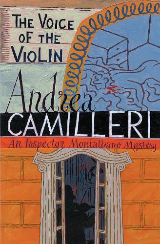 The Voice of the Violin - Inspector Montalbano mysteries (Paperback)