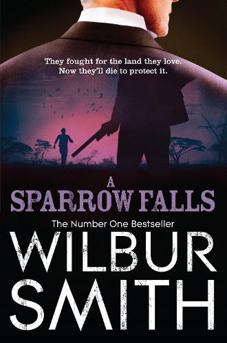 A Sparrow Falls - The Courtneys (Paperback)