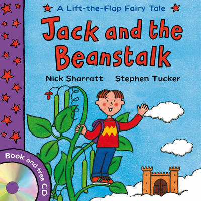 Jack and the Beanstalk - Lift-the-Flap Fairy Tales (Paperback)