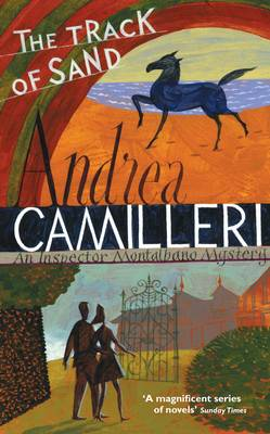 The Track of Sand - Inspector Montalbano Mysteries 12 (Hardback)
